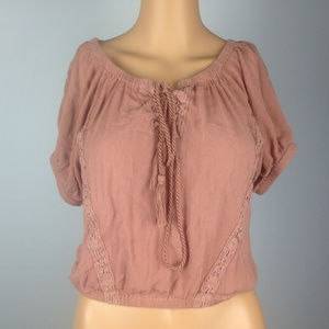 Kendall & Kylie crop top Size S
